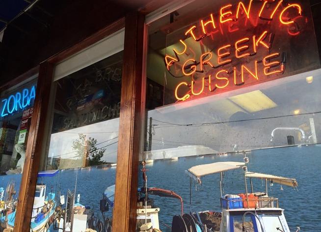 Philadelphia S Little Corner Of Greece